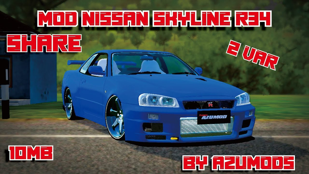 Share Mod Nissan Skyline R34 Full Anim Bussid Free By Azumods Youtube Access and share logins for rule34hentai.com. youtube