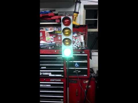 Remote Car Start R Lights Blink