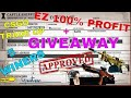 #EZ 100% PROFIT CSGO TRADE UP #GIVEAWAY ended