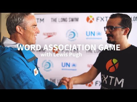 Word Association Game with FXTM Brand Ambassador, Lewis Pugh