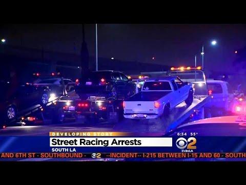 ontario street racing law