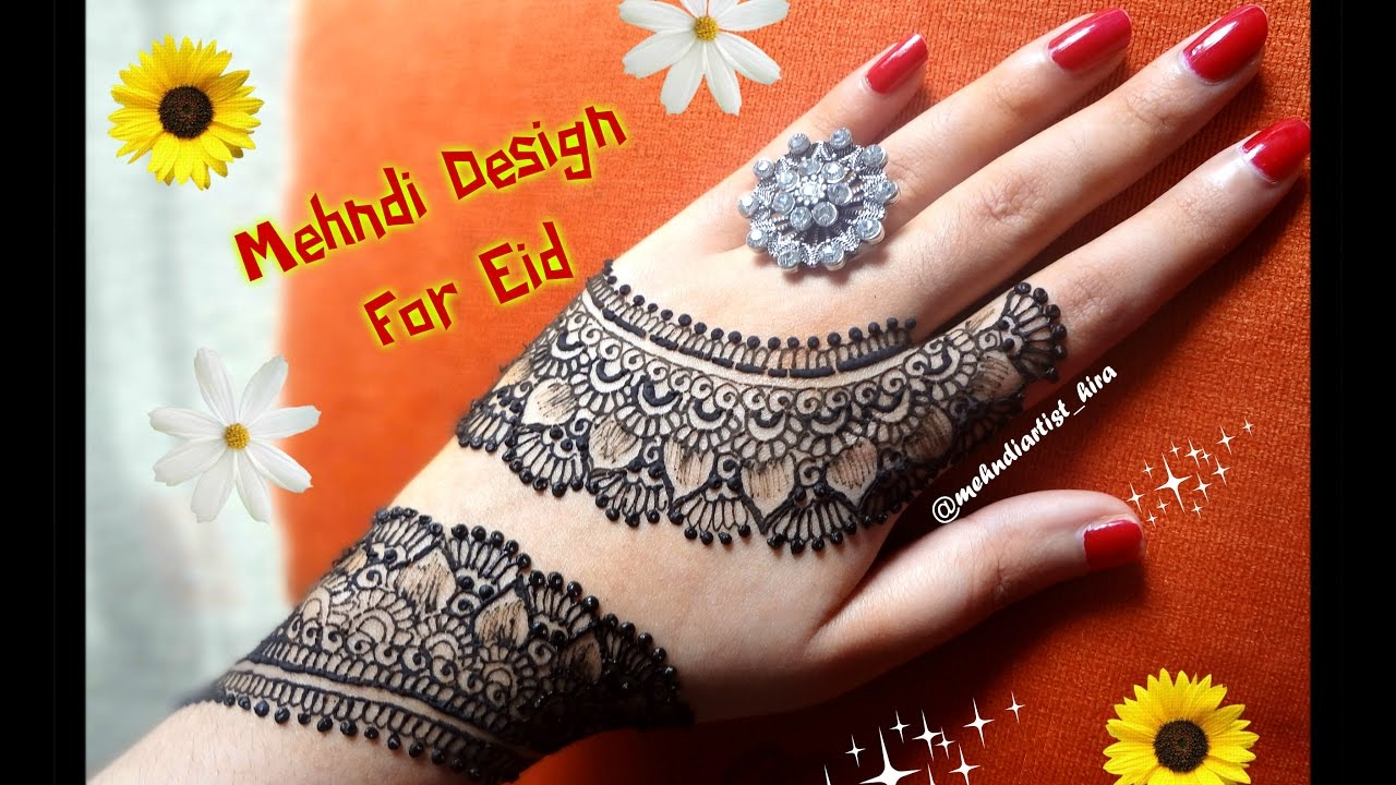Simple Diy Mehndi Designs : Diy henna designs how to apply easy simple new stylish