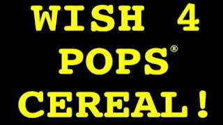 Wishing For Pops Takes A Long Time !