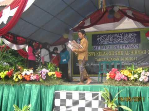 Perpisahan SMK AL-HIKMAH Curug tangerang