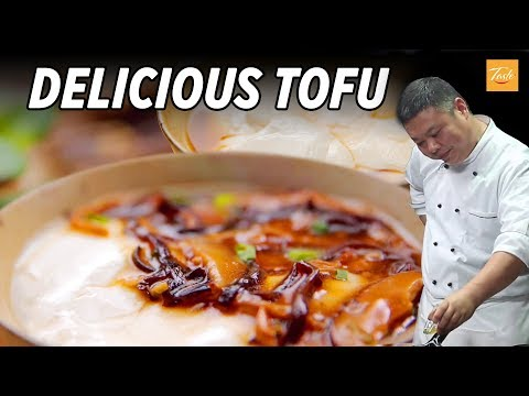 Awesome Tofu Recipes by Masterchef l Delicious Chinese Food – Vegetarian or Vegan-Friendly