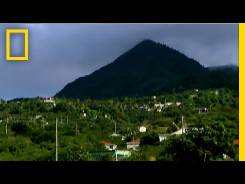 Island Volcano Menace | National Geographic