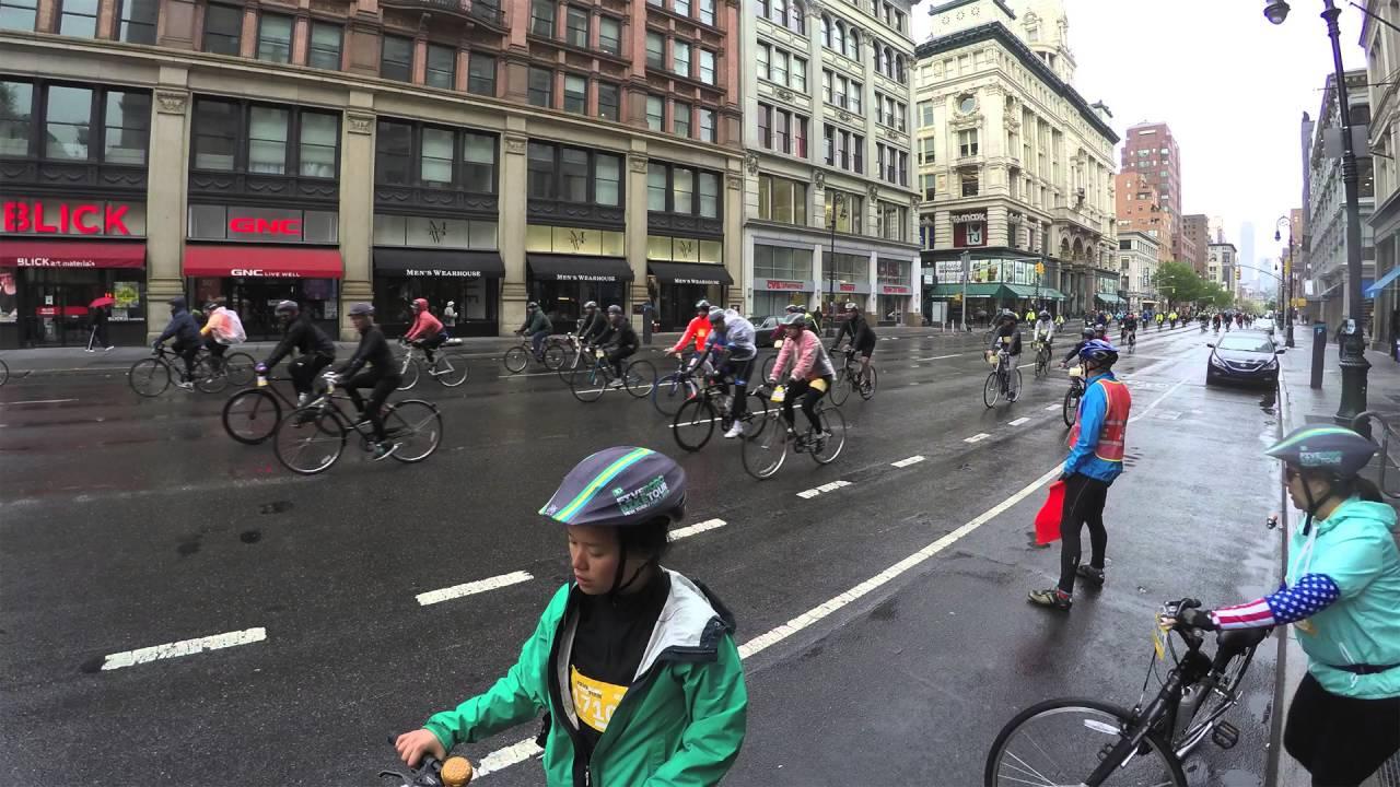 Boro Bike Tour  Time