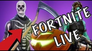 FORTNITE SKULL TROOPER TONIGHT? FREE BACKBLING | FINAL PUSH TO 1K| FACECAM| CUSTOM MATCHES OUT?|