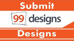 99Designs-How To  submit design in 99Designs.com
