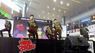 Streetbuck @ HipHop International Philippines Adult DIvision (Southern Luzon Leg)