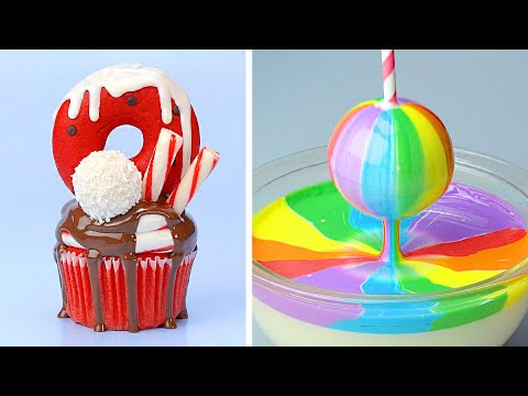 9 Creative And Tasty Chocolate Cake Recipes | Easy Dessert Tutorials For Your Family