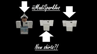 Roblox | iiiMadiSparkles HAT NEUE ROBLOX SHIRTS?!