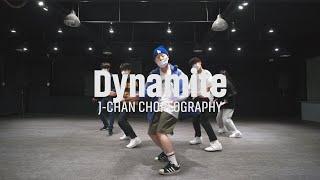 BTS (방탄소년단) 'Dynamite' || J CHAN CHOREO K pop B-boy Class || @대전 GB ACADEMY댄스 오디션 학원