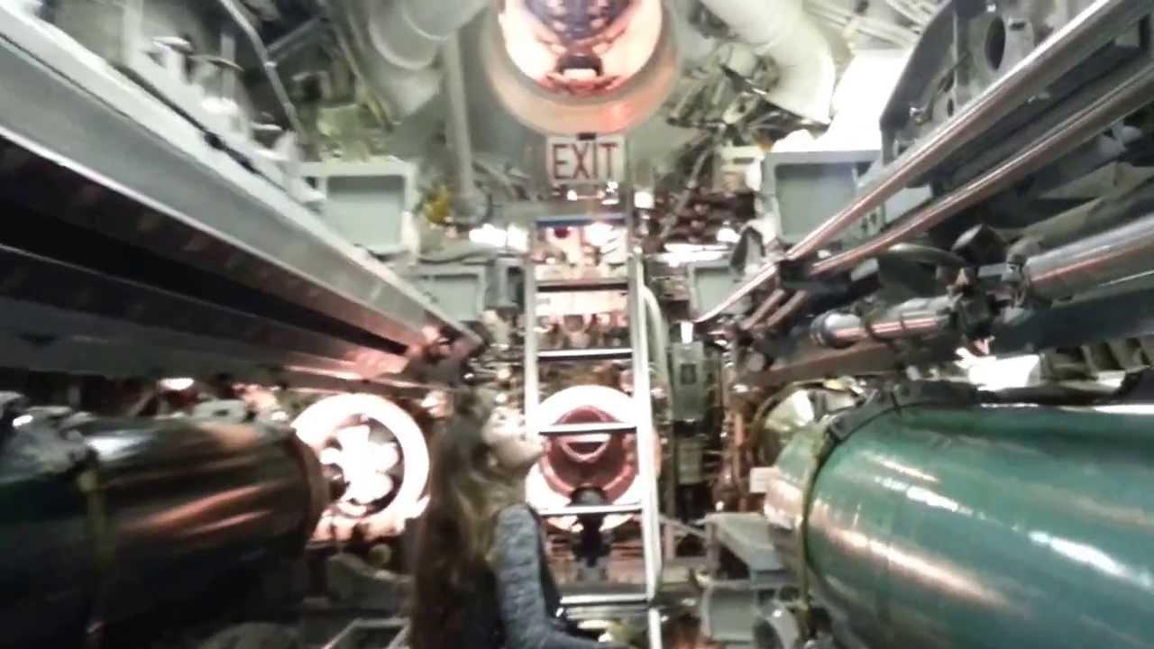 Uss Blueback Torpedo Room