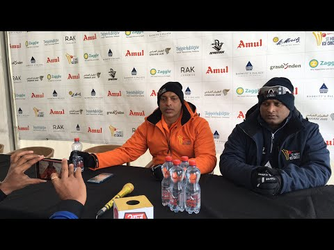Shoaib Akhtar Happy with Ice Cricket in Switzerland | Sports Tak