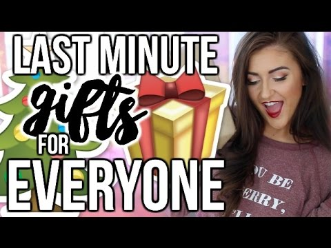 30 Last Minute Gift Ideas for EVERYONE on Your List    Sarah Belle