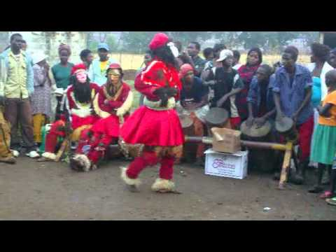 Zimbabwe Gure Dance