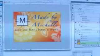 """UPrinting.com Business Cards Video Review by """"Made by Michelle"""""""