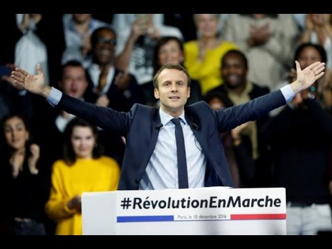 Macron Elected As French President | Interviews Stas And Discussions | HD | EN