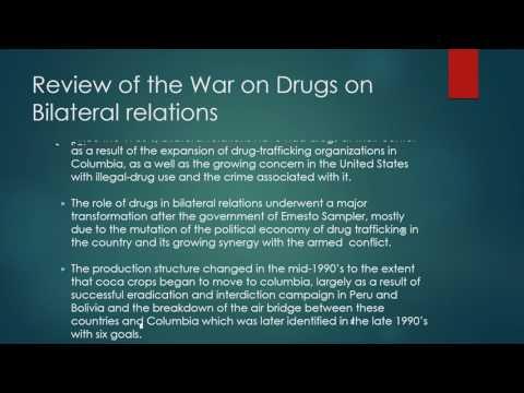 Drug trafficking/Organized Crime