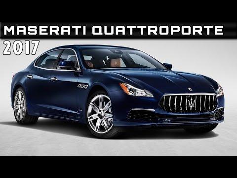 2017 Maserati Quattroporte Review Rendered Price Specs Release Date