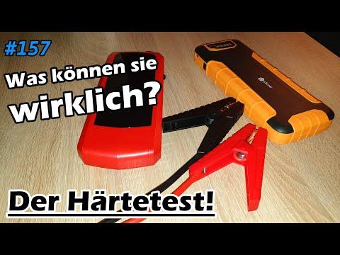 Ich Teste... | Jumpstarter Im Härtetest | Audew Vs. IClever | IHC 633 | Dodge Ram | Mr. Moto