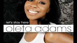 Watch Oleta Adams Lets Stay Here video