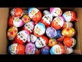 New Surprise Eggs Super Kinder Joy Toys for Boys & Girls Unboxing Learn Colors Play Doh for Children