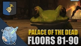 Final Fantasy XIV: Palace of the Dead (Floors 81-90)