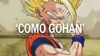 """BASE DE RAP DOBLE TEMPO - """"COMO GOHAN"""" - HIP HOP RAP BEAT INSTRUMENTAL (PROD BY LA LOQUERA 2019)"""