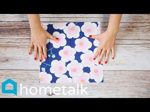 Paper Napkin Upgrades | 3 gorgeous ways to use Dollar Store napkins! | Hometalk