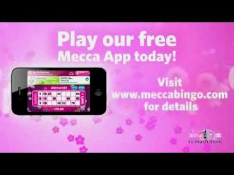 Play Mobile Bingo Games For Android And IPhone