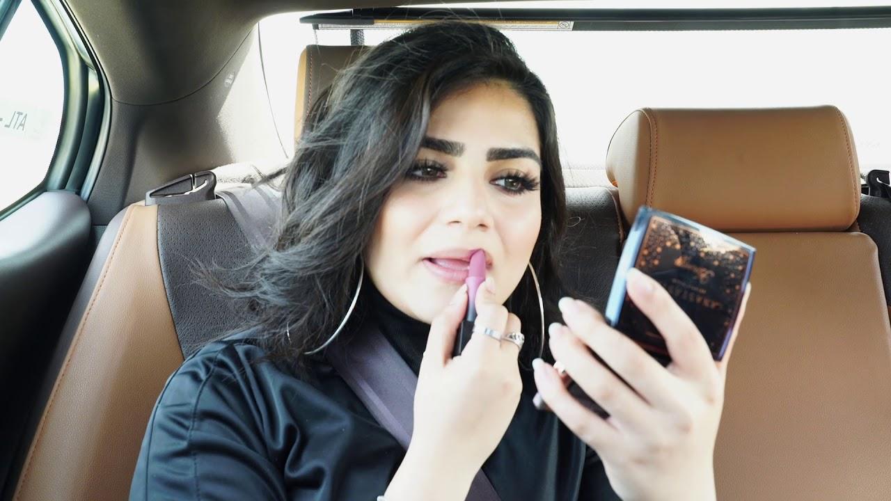 Manal Muffin talks facial hair, family support and fangirling Huda Kattan | Carpool Cosmetics S2•E9