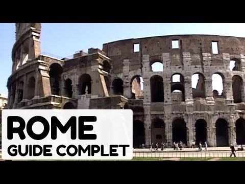 Rome, Guide Complet - Documentaire