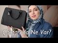 Evimize Giren Hırsız Olayı??!! Çantamda Ne Var? 2017 || Aslı Afşaroğlu