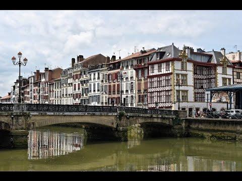 Bayonne ( Baiona) Capitale du Labourd - Pays Basque - Aquitaine - France