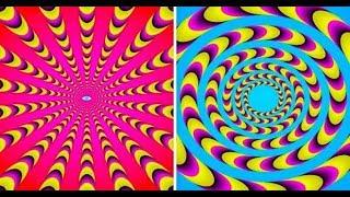 10 оптических иллюзий, которые обманут ваш мозг! ч 2