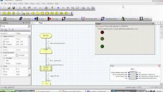 Работа с Flowcode 2
