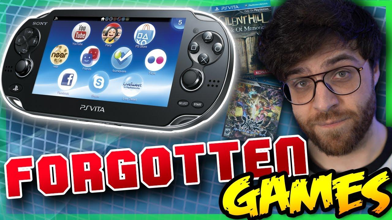Forgotten PlayStation Vita Games