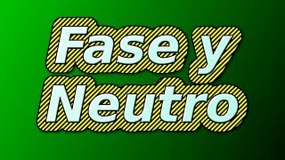 Fase y neutro BIEN EXPLICADO   redes trifásicas thumbnail