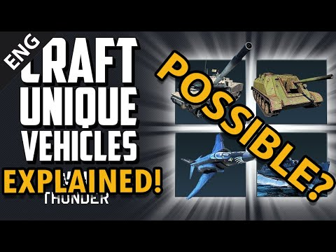 """War Thunders """" Future Technology """" Crafting Event EXPLAINED –  POSSIBLE? – TIPS and TRICKS"""