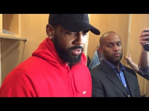 Kyrie Irving Has Chosen the Team He Wants to Be Traded To