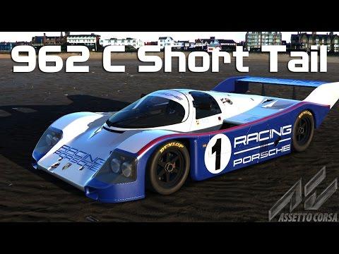 Assetto Corsa - Porsche Pack #2: 962 C  