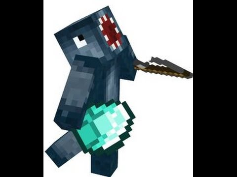 I built Iballisticsquid's skin for the first time - Minecraft