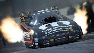 Hagan resets his own track speed record to qualify No. 1 in Pomona