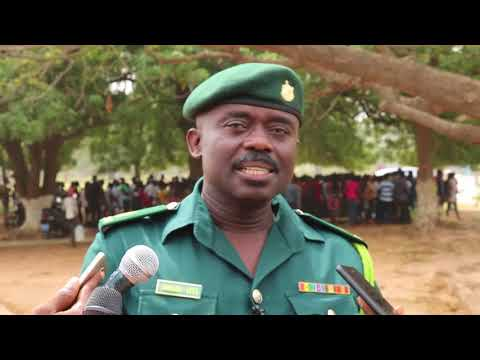 IMMIGRATION SERVICE RECRUITMENT ENTERS DAY TWO