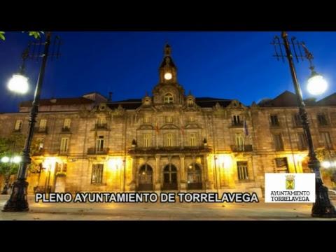 30.8.2018 Sesion Plenaria Ayuntamiento de Torrelavega