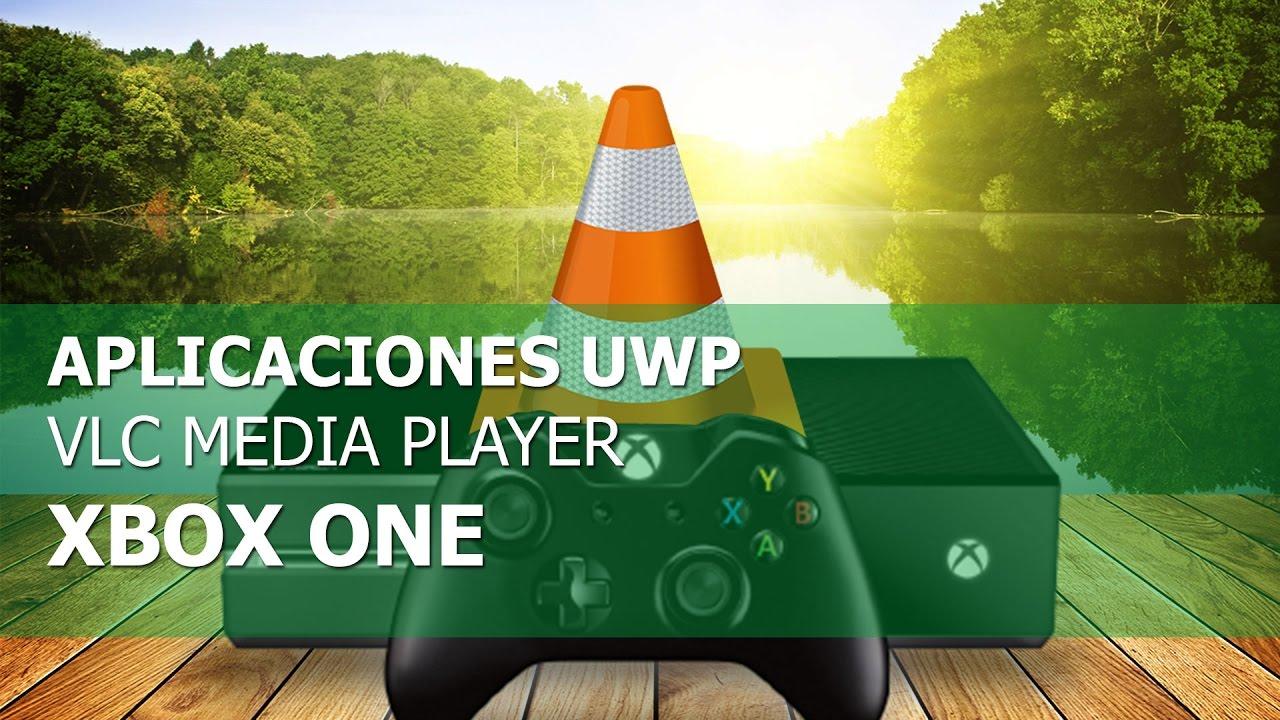 Así funciona VLC en Xbox One | UWP