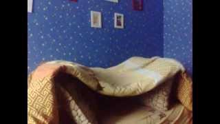 Как сделать дом из подушек