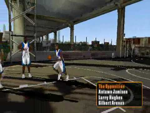 NBA Street Showdown Gameplay